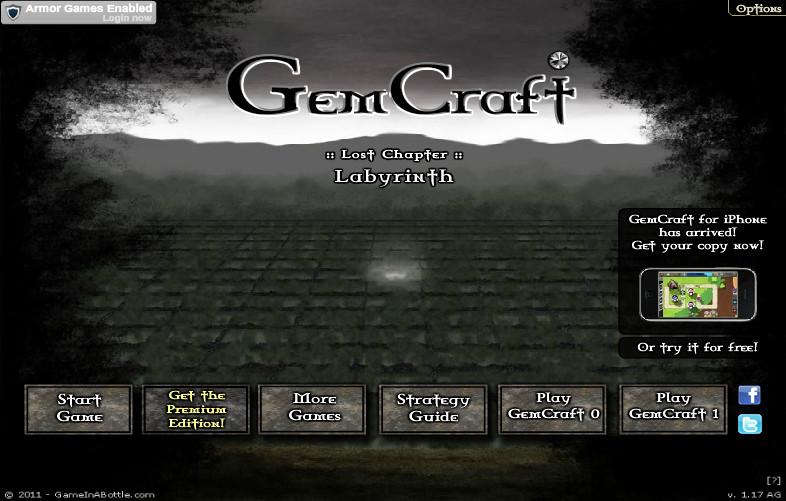 gemcraft_美国游戏_另类塔防