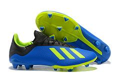 到货阿迪达斯2018年世界杯X182全新的adidasFG钉足球鞋3945