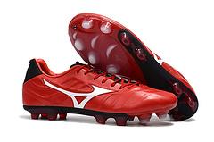 出货美津浓39454Mizuno顶级超纤皮FG钉足球鞋MizunoRebulaV1FG3945