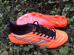 到货新配色美津浓39454Mizuno顶级超纤皮FG钉足球鞋MizunoRebulaV1FG3945