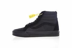 Vans Original Ankle Boots Vault OG SK8 HI VN0OZEGW6 black gray
