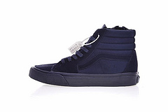 Vans Original Ankle Boots SK8 MONO SP ZIP V38C 556963-0001 dark blue