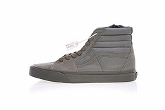 Vans Original Ankle Boots SK8 MONO SP ZIP V38C 556963-0002 green