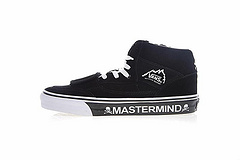Vans Original Casual shoes Mountain Edition 570412-0003 black white