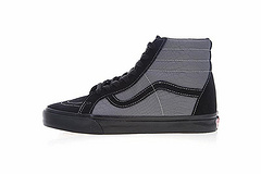 Vans Original Ankle Boots Vault OG SK8 HI VN0OZEGW7 black light gray