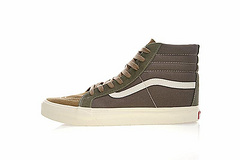 Vans Original Ankle Boots Vault OG SK8 HI LX VN0002A0KBB green