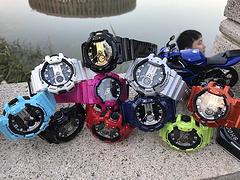 Casio G-SHOCK GAX-100 Genuine Lifting Lights Men's Sports Watches