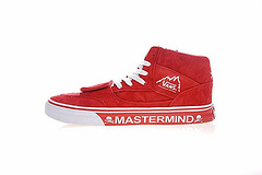 Vans Original Casual shoes Mountain Edition 570412-0002 red white