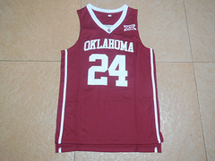 NCAA俄克拉荷马州捷足先登者巴迪Heild24号球衣