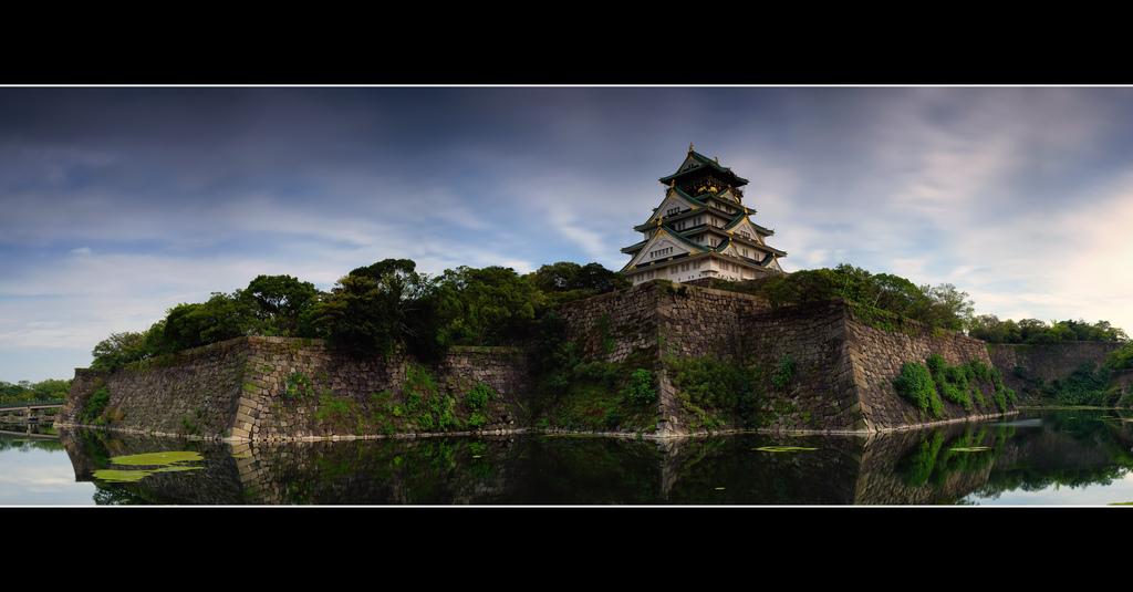 日本大阪四日三夜遊(環球影城以及其他)