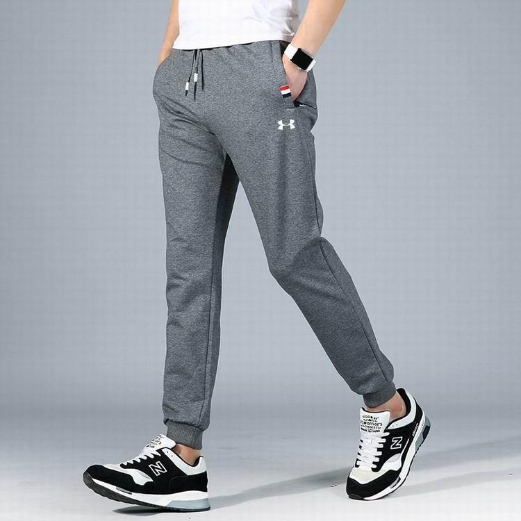 851#478B-728安德玛长裤(70%棉)黑,灰,深灰,深蓝,M-4XL (4).jpg