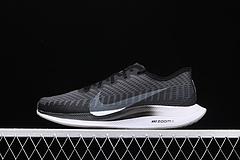 Nike Zoom Pegasus Turbo 2 超级飞马2代跑步鞋 黑色AT2863 001男女36-45