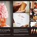 LKJ美发沙龙广告 甜蜜可爱的造型