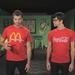 麦当劳的T恤大战