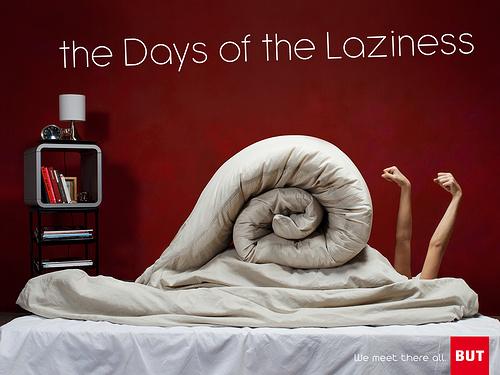 每天起床大家都是这种状态么?