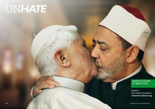 Benetton unhate Vatican-Al Azhar