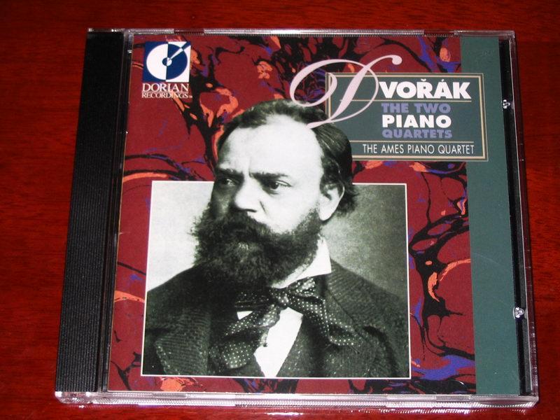 德沃夏克 钢琴四重奏中文名称:德沃夏克 钢琴四重奏英文名...