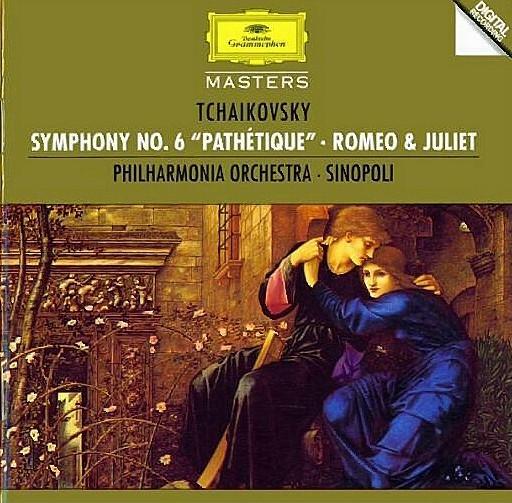 柴可夫斯基 第六交响曲 悲怆 罗密欧与茱丽叶幻想序曲