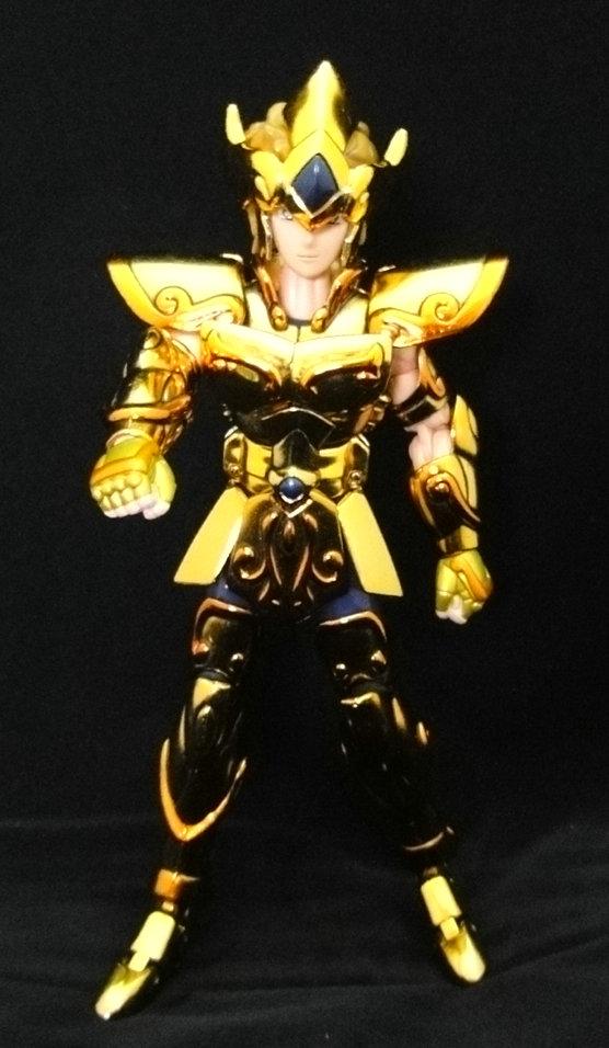 30岁了,圆梦80,入手第一批2个圣衣神话 天秤座童虎和狮子座...