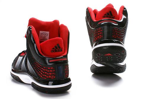 支持货到付款阿迪达斯adidas魔兽霍华德最新战靴透气篮球鞋训练鞋