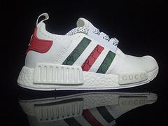 JX095 adidas nmd Gucci Knit White 36-45