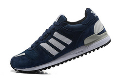 Adidas Originals Woven Mesh Breathable Sneakers Dark Blue 36-44