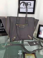 Balenciaga Golden bat bag Golden nail (29-28-14) (23-18.5-10)
