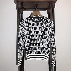 Fendi explosion models high-end custom sweater original quality