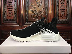 Adidas Philippine Chanel joint new human running shoes AC8889 black and white 36-45
