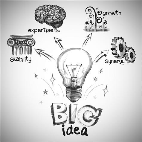 创意 idea 创新 灯泡 商业创意 灵感 商业创新 创意灯泡 创意插画 JPG995