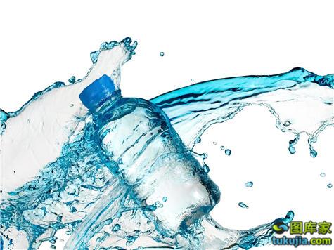 款泉水 纯净水 矿泉水广告 款泉水海报 飞溅 飞洒 节约用水 健康饮水 JPG1127