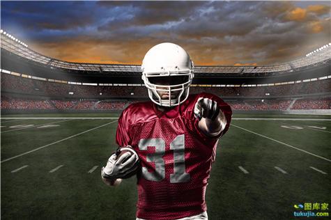 橄榄球 美式足球 橄榄球装备 橄榄球场 橄榄球运动 超级碗 JPG1132