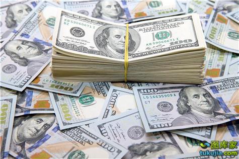 美元 美金 经济 金融 财经 美元现金 赚钱 有钱 土豪 财富 富裕 投资理财 JPG1134