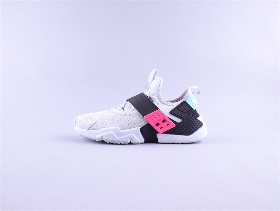Nike 耐克 Air Huarache  华莱士六代 灰蓝红 AH7335-003