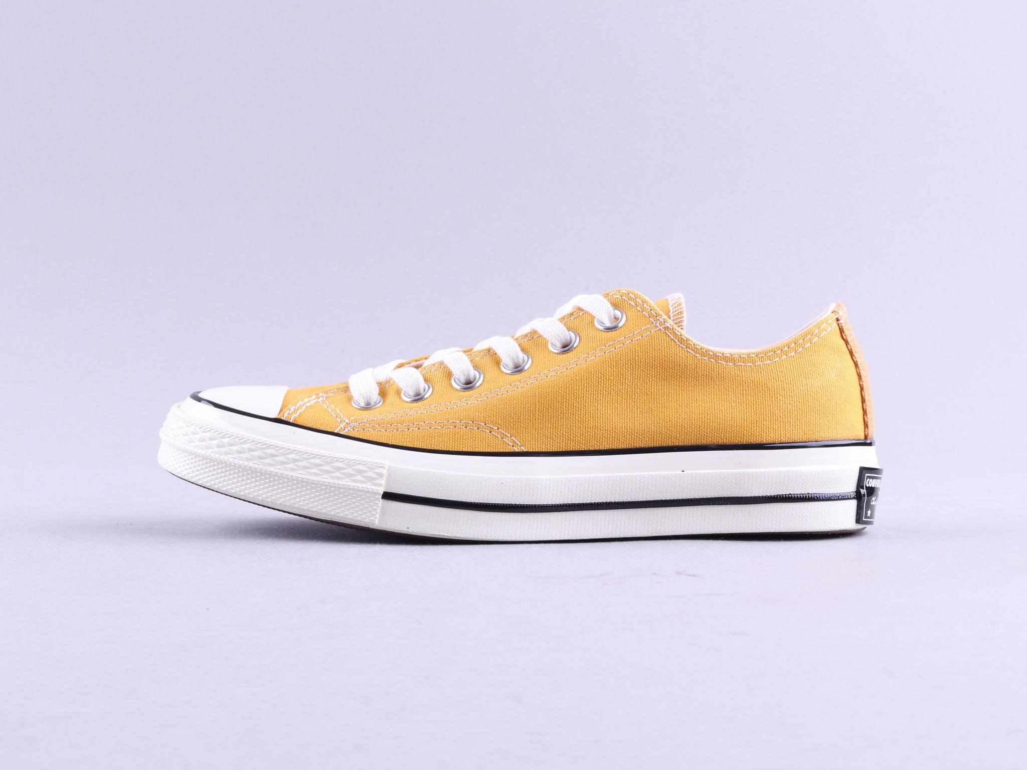 18新款 Converse All Star 70s 三星标黄色低帮