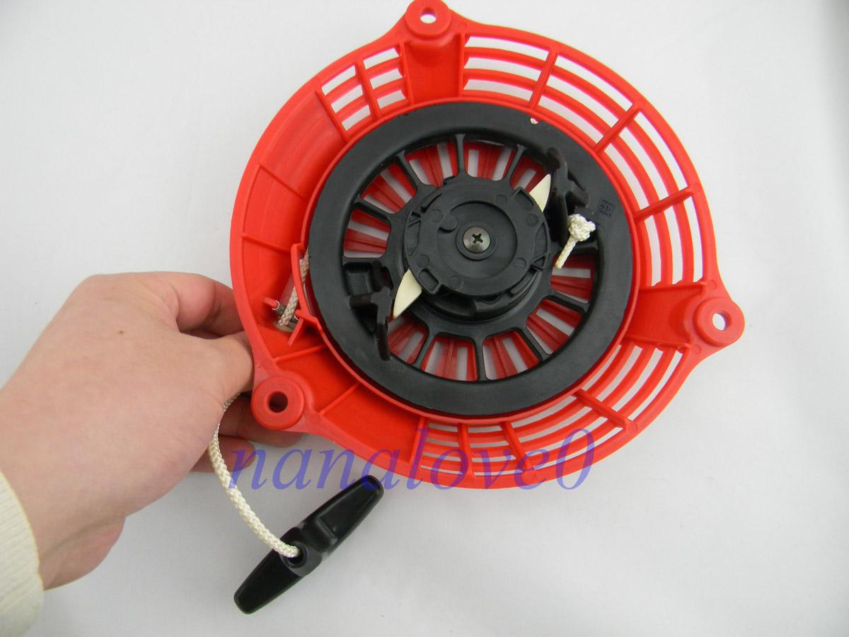 Pull start for honda gcv135 gcv160 en2000 engine motor recoil starter rewind ebay - Honda gcv 160 ...