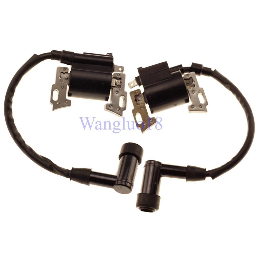 left right ignition coil magneto for honda gx610 gx620. Black Bedroom Furniture Sets. Home Design Ideas