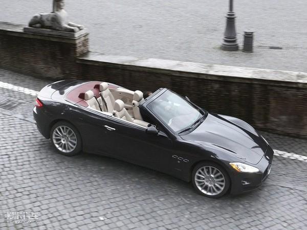 玛莎拉蒂Gran Cabrio