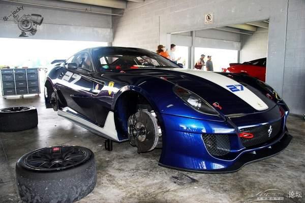法拉利599XX经典美图