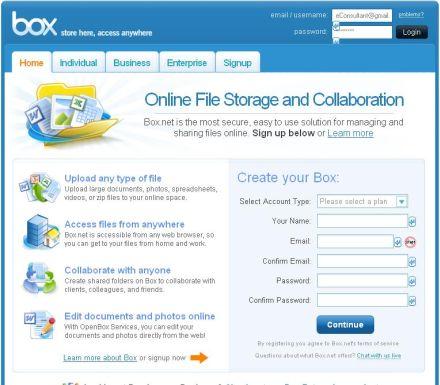 59628erz 29个免费发送/存储/传送大文件的网站