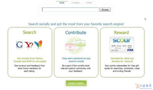 medium Scour:通过搜索获得收益