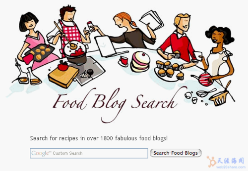 foodblogsearch