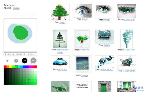 r5nt2pq6 八款通过颜色搜索图片的搜索服务
