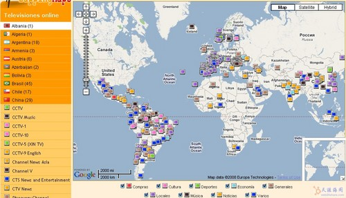 zappingmaps