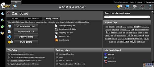 medium Blist:功能强大的网络列表协作分享服务
