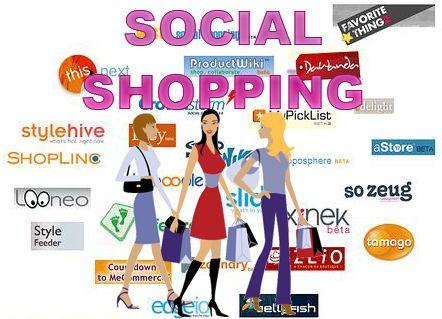 国内外社会化电子商务(Social Shopping)网站介绍