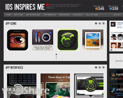 6ux90 八个移动产品设计必备网站