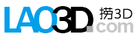 af20J Lao3D:三维内容分享展示平台