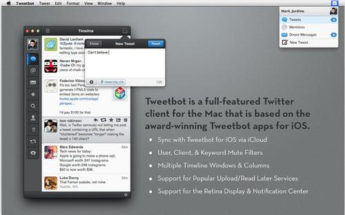 medium Tweetbot推出Mac版