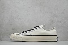Carhartt WIP × Converse Chuck Taylor All-Star 70s Ox 联名帆布低帮 #黑白两副鞋带 尺码:35-44